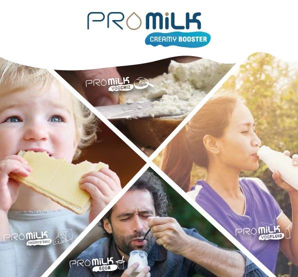 famille creamy booster proteine fonctionnelle texture cremeux fluidite onctuosite riche en proteines pauvre en matière grasse