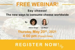 webinar cheese innovation new ways to consume worldwide