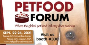event petfood forum stress management soothe life